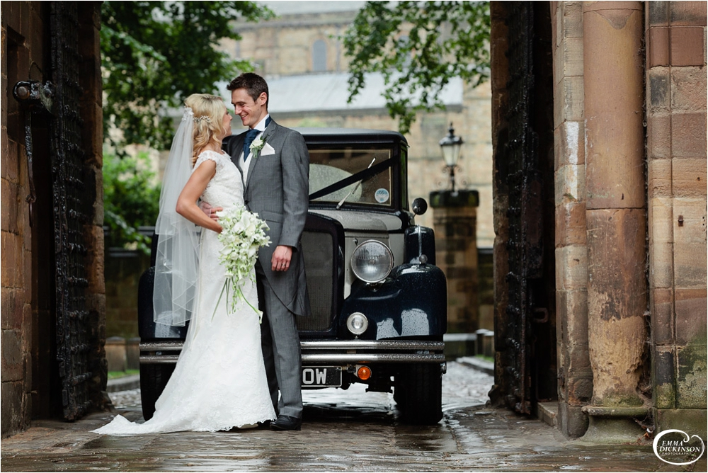 Durham Castle Wedding -111