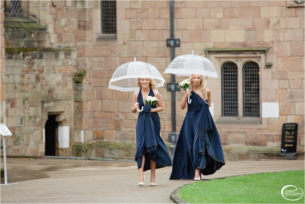 Durham Castle Wedding -114