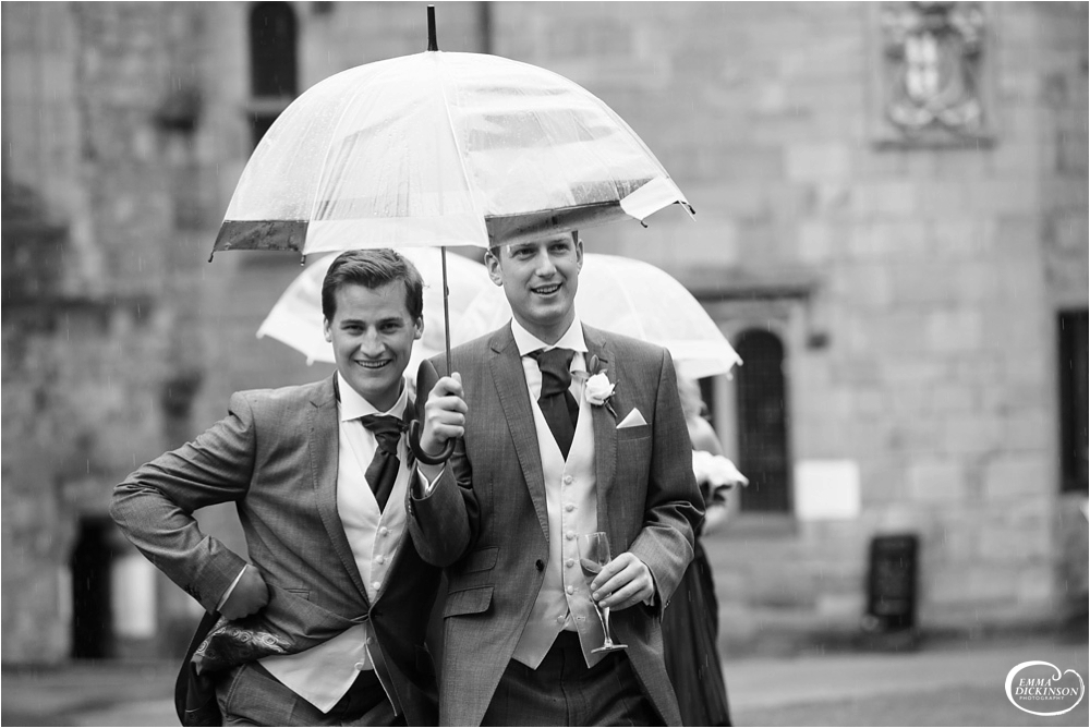 Durham Castle Wedding -115