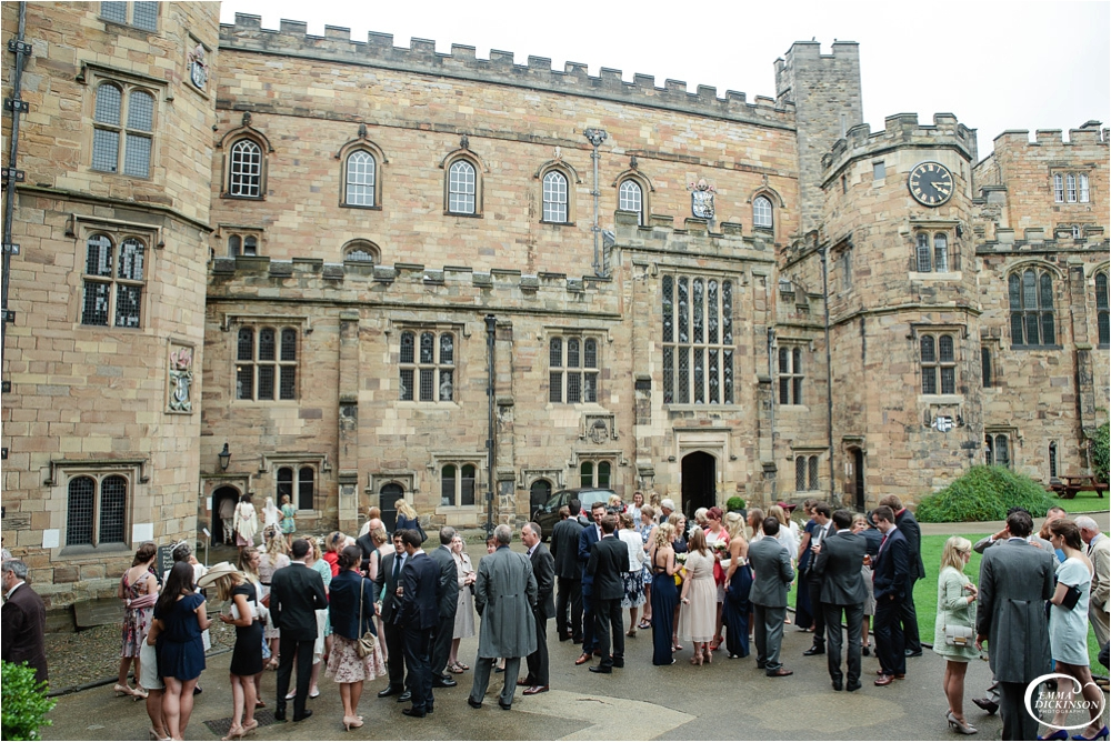 Durham Castle Wedding -134