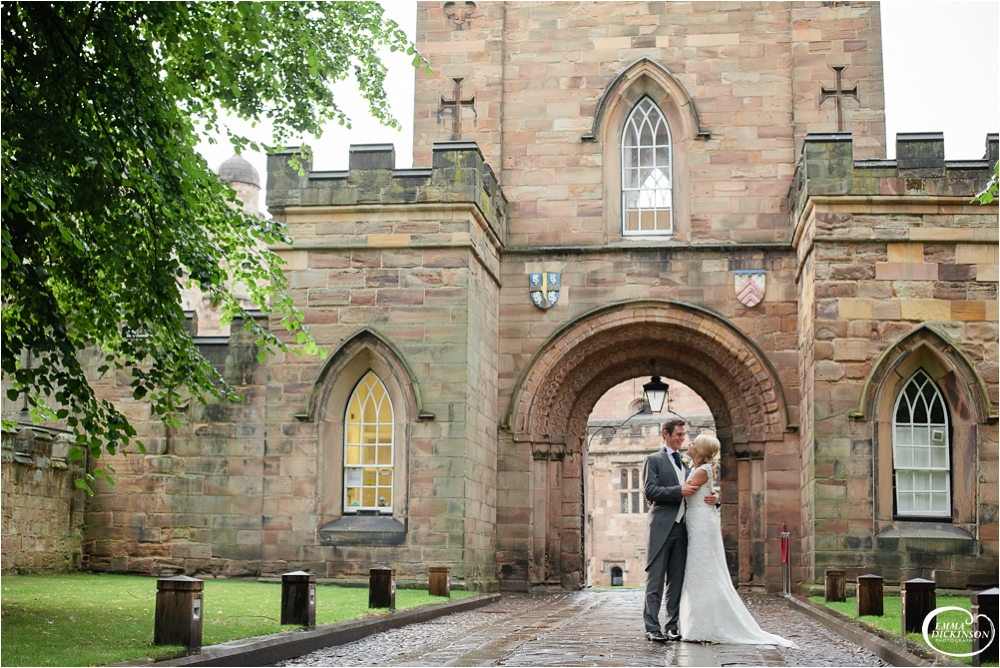 Durham Castle Wedding -176