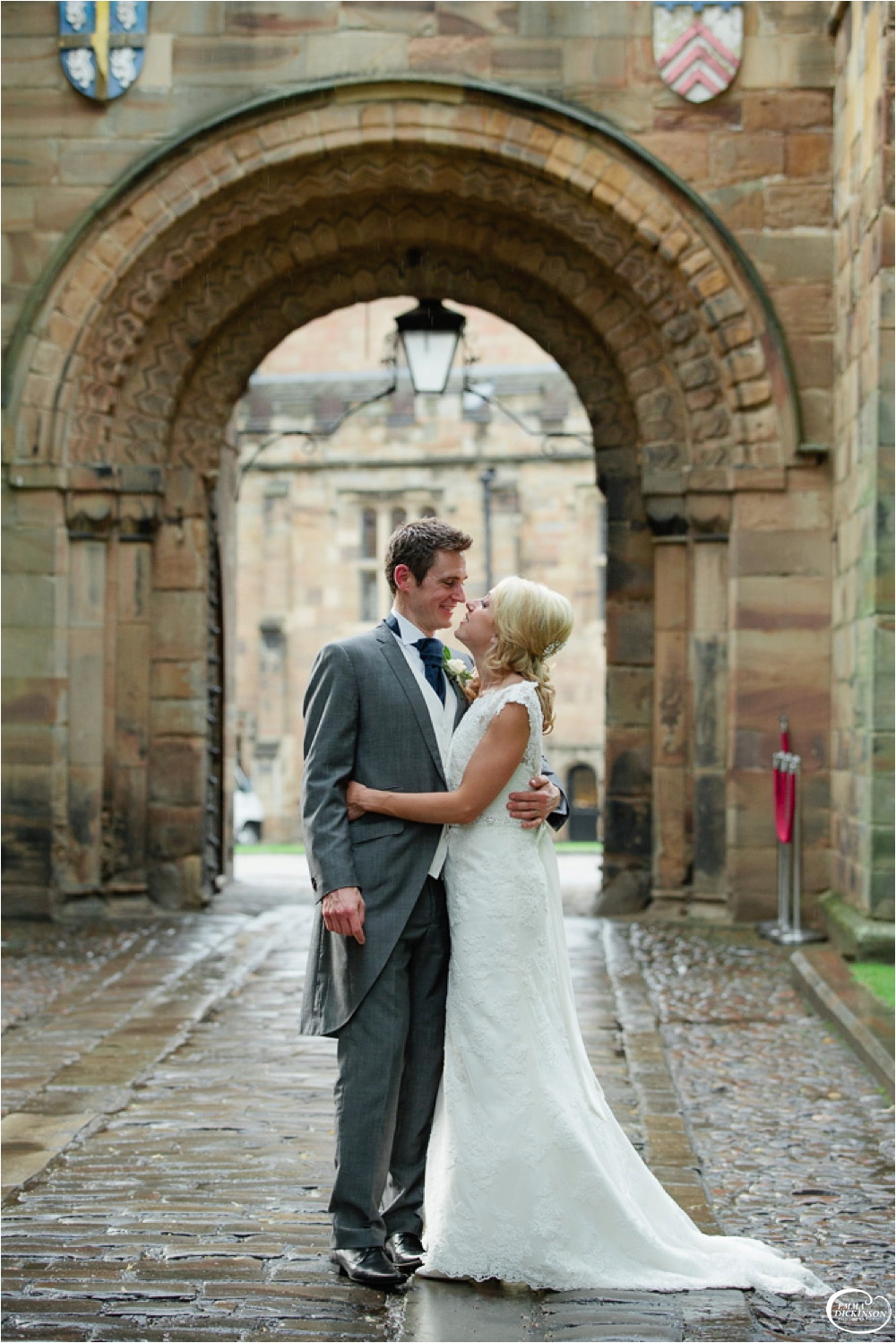 Durham Castle Wedding -177