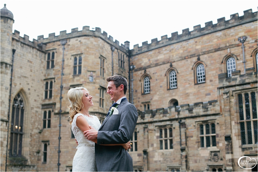 Durham Castle Wedding -179