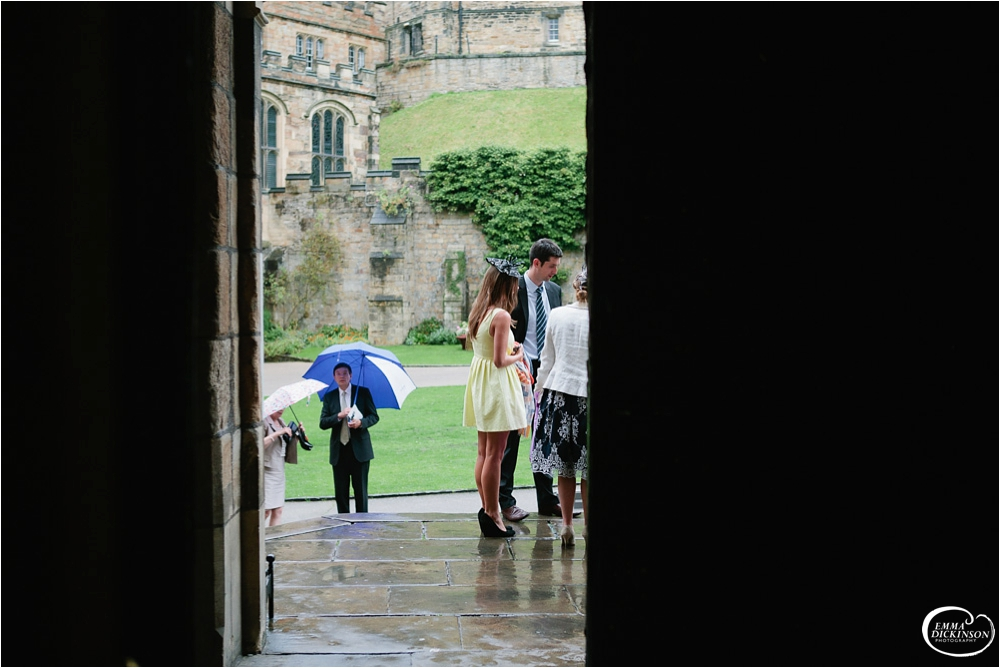 Durham Castle Wedding -186