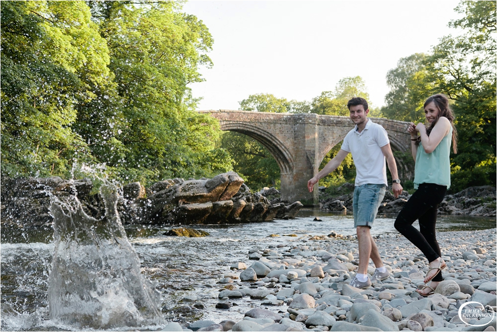 Kirkby Lonsdale pre wedding shoot -13
