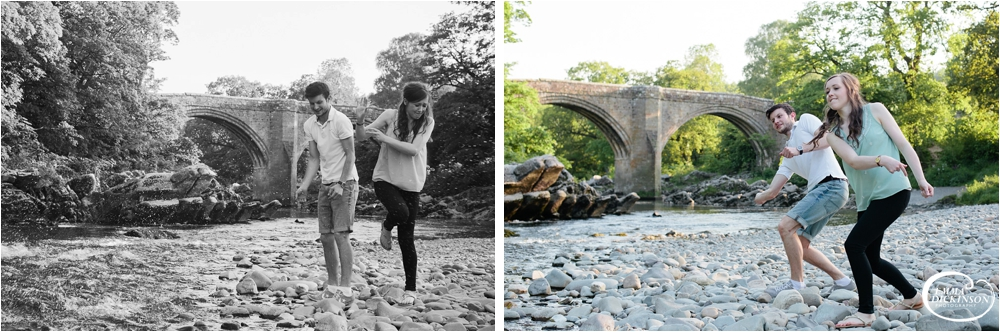 Kirkby Lonsdale pre wedding shoot -14