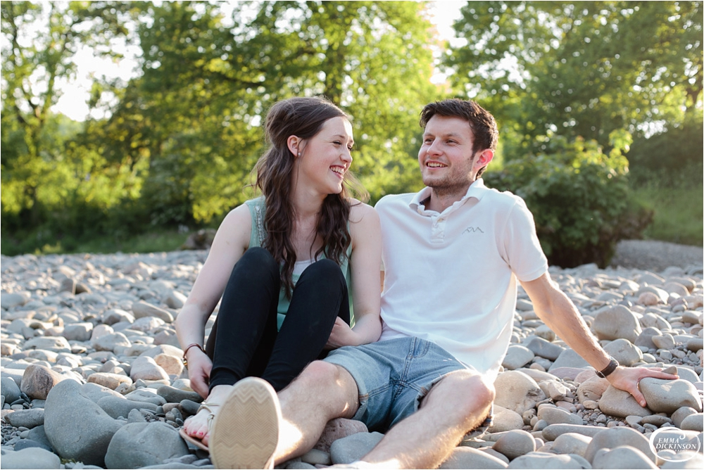 Kirkby Lonsdale pre wedding shoot -16