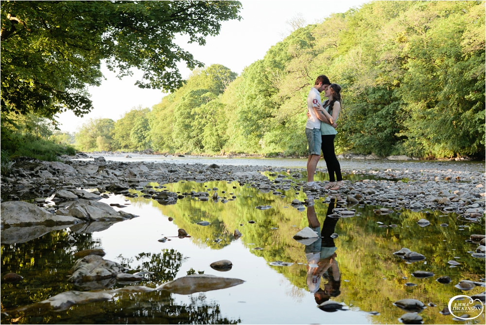 Kirkby Lonsdale pre wedding shoot -24