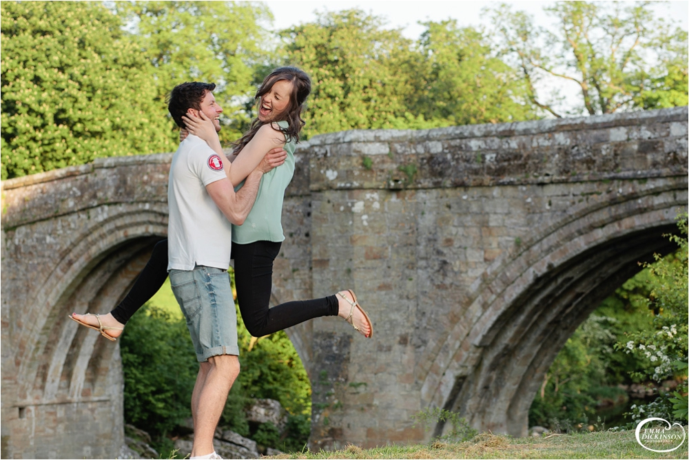 Kirkby Lonsdale pre wedding shoot -28