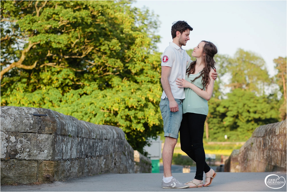 Kirkby Lonsdale pre wedding shoot -29