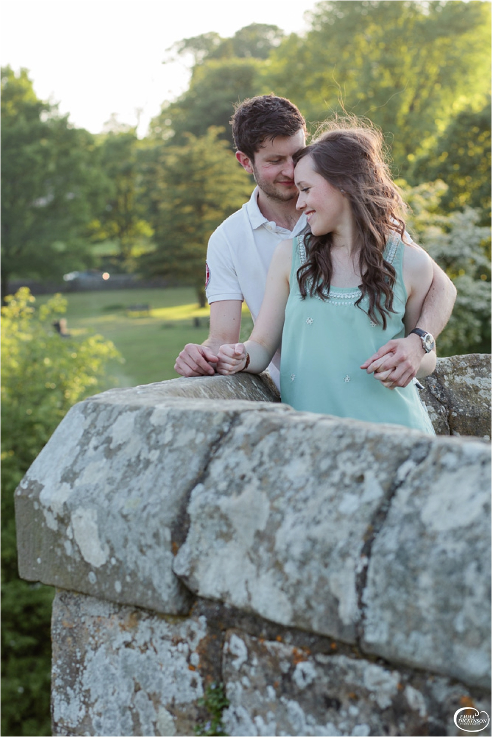 Kirkby Lonsdale pre wedding shoot -32