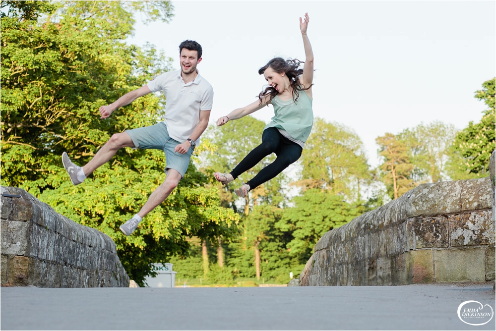 Kirkby Lonsdale pre wedding shoot -34