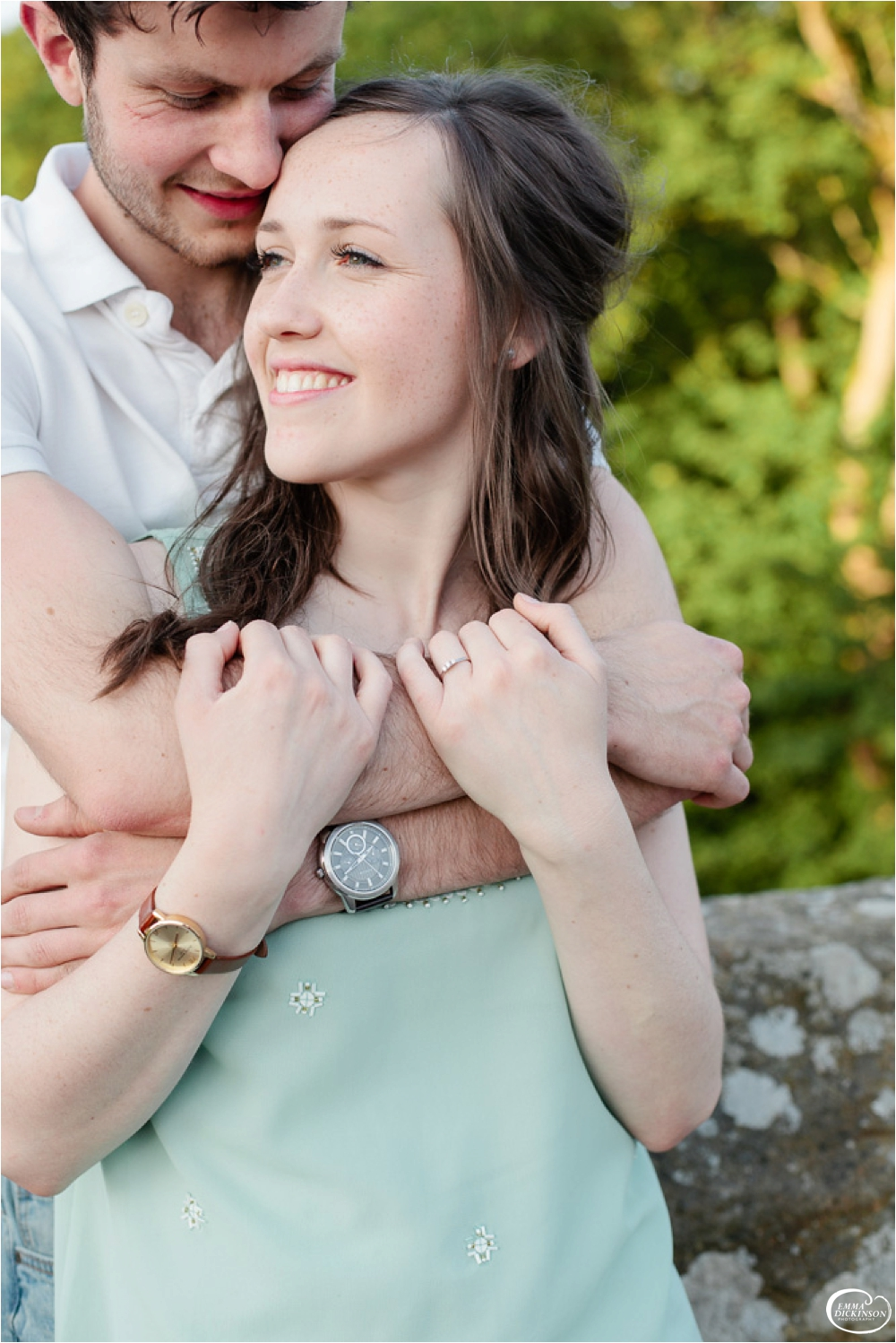 Kirkby Lonsdale pre wedding shoot -37
