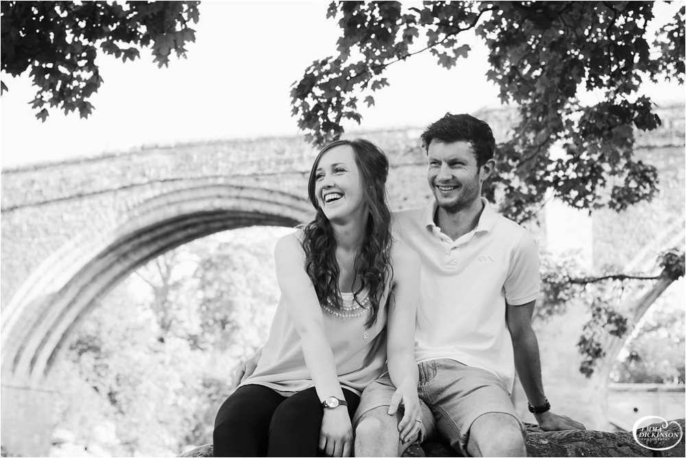 Kirkby Lonsdale pre wedding shoot -5