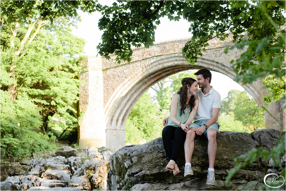 Kirkby Lonsdale pre wedding shoot -6