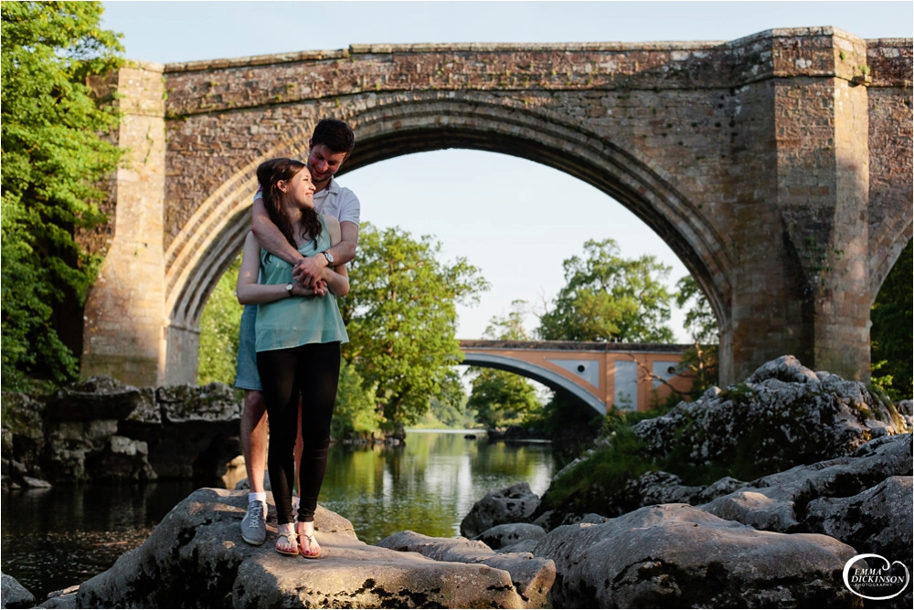 Kirkby Lonsdale pre wedding shoot -8